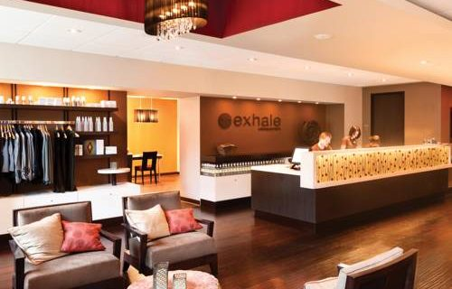 Battery Wharf Hotel Boston Exhale Spa