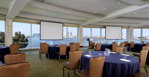 Hyatt Boston Harbor event space