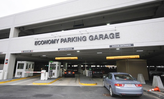 Airport parking logan international airport boston - Parking garage near my location ...