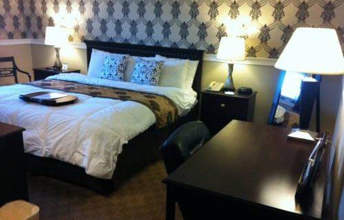 Rodeway Inn Boston suite